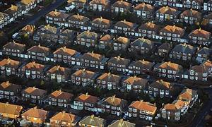 UK property taxes highest in developed world, says thinktank