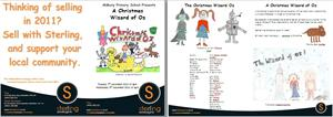 Sterling are delighted to support the Aldbury school Christmas play