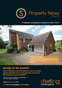Busy Property Market Summer 2010