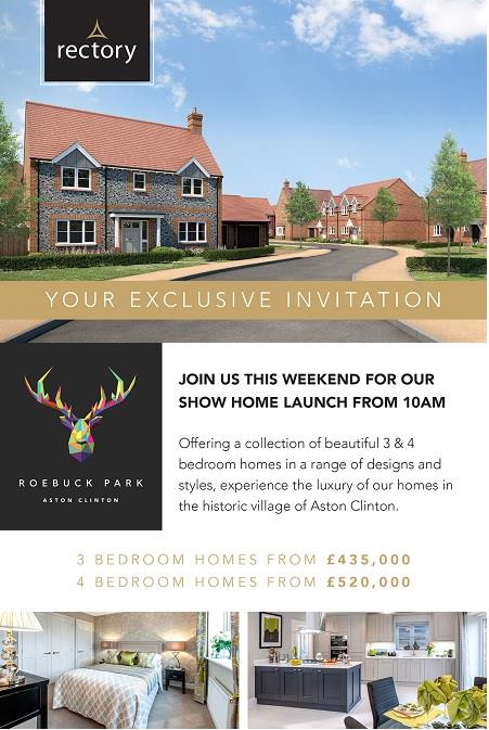 Roebuck Park Show Home Opens This Weekend!